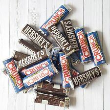 10x Chocolate Bar Packet Dollhouse Miniatures Candy Sweet Assortment Decor Lot
