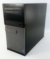Dell OptiPlex 3020 MT Intel Quad-Core i5-4590 3.3GHz 8GB RAM NO HDD Boot to BIOS