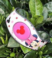 Disney Magic Band 2 MagicBand 2.0 Decal Stickers Skin Minnie Mouse Head