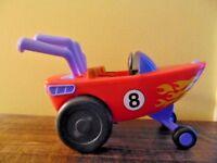 Fisher Price 2014 Imaginext Sponge Bob Square Pants Vehicle Speed Boat # 8