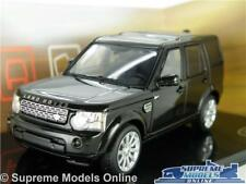 LAND ROVER DISCOVERY MODEL CAR 1:43 SCALE SANTORIN BLACK IXO DEALER SPEC RANGE K
