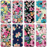 FLOWER PRINT FLORAL DESIGN PATTERN PHONE CASE COVER FOR SAMSUNG GALAXY PHONES 2