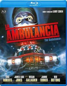 The Ambulance (1990) Blu Ray Import Region B New & Sealed