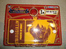 ONE PIECE ICHIBAN KUJI COLOSSEUM RUBBER KEYCHAIN TRAFALGAR LAW BANPRESTO