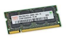Hynix 2GB PC2-5300S DDR2-667MHz SO DIMM HYMP125S64CP8-Y5 AB