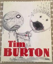 Tim Burton, paperback, 64 pp, MoMA The Museum of Modern Art, New York, 2009