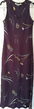 Dorothy Perkins Floral Sleeveless Calf Length Women's Dresses