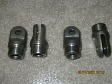 """Baker 16/"""" Schedule 80 Pipe End Cap weld on Fitting 316 Stainless Steel SA240"""