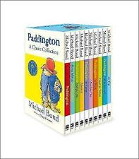 Paddington: A Classic Collection Michael Bond 10 Books Box Set Pack Goes to Town