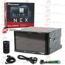 "PIONEER MVH-2300NEX 2DIN 7"" CAR STEREO W/ APPLE CARPLAY ANDROID AUTO & BLUETOOTH"