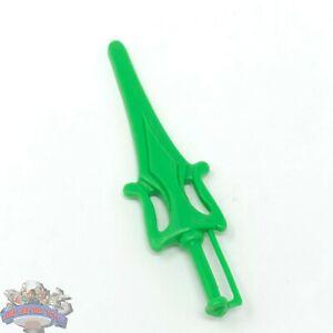 PRE-ORDER MOTU- Scareglow Green Power Sword -Custom- Masters of the Universe