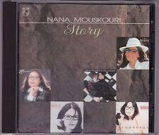 Nana Mouskouri - Story - CD (Philips 846 752-2 1990)