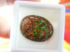 4.50 CTS GOLDEN GREENISH THAILAND SYNTHETIC OPAL OVAL SHAPE 12x16 MM
