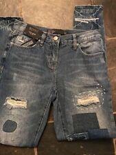 Boyfriend Regular Ripped, Frayed L32 Jeans for Women