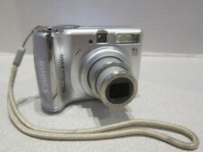 Canon PowerShot A550 7.1MP Digital Camera  (Silver)