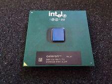 Intel Celeron Laptop CPU, 800 MHz, 128 KB cache, FSB a 100 MHz