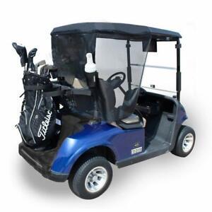 GreenLine 2 Passenger Golf Cart Sun Shade by Eevelle - Yamaha, Club Car, EZGO