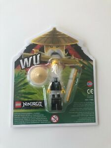 Lego ninjago Mini Figure Wu I 111902
