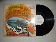 LP EXPLOSAO DE RITMOS DO BRASIL - ENIR E 9.010 BRASIL µ