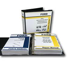 New ListingFord 540 540A 540B Loader Backhoe Tractor Service Repair Parts Manual Shop Books