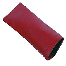 Slim Golunski Reading Glasses Case Soft Leather Red - 893