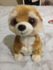 Wild Republic Meerkat 7� Plush Cuddlekins Stuffed Animal Very Soft & Sweet