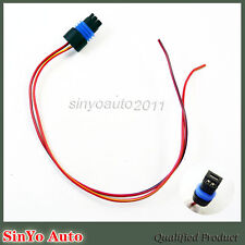 New Coolant Temperature Sensor Connector Pigtail For  1985-1992 Camaro 305 TPI