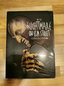 Die Nightmare on Elm Street Collection (Teil 1+2+3+4+5+6+7) # 7-DVD-BOX - Raritä