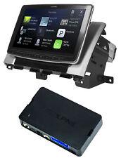 "ALPINE 9"" Bluetooth CaprPlay Receiver+ACC Control For 2014-2019 Toyota Tundra"