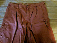 "Cubavera Pink Cotton Golf Shorts 36"" Waist 9"" Inseam"