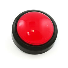 Big Dome Push Button - Red