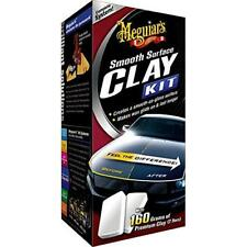 Meguiar's G1016 Smooth Surface Clay Kit New