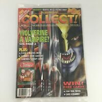 Tuff Stuff's Collect Magazine May 1995 Marvel Wolverine Feature Cover, Newsstand