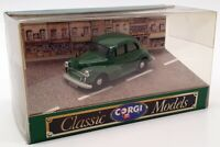 Corgi 1/43 Scale Model Car D702 - Morris Minor 1000 - Green