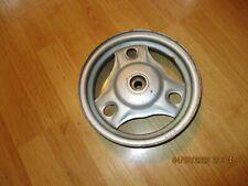 84 Honda Gyro, Rear Wheel/ brake drum.  Used