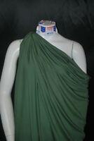 Bamboo Cotton Lycra Jersey Knit Fabric Eco-Friendly 4ways spandex - Jade