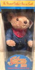 "Herrington Teddy Bears 2000 CALGARY STAMPEDE 18"" Plush with Tag #77/500 in BOX!"