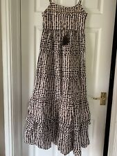 Ladies Maxi Dress Size 14