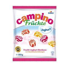 2 x Storck Campino. Delicious Yogurt Fruits Candy 300g BUY MORE PAY LESS