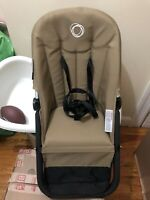 Bugaboo Cameleon Seat Frame with Frog Fabric in Sand