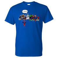 Jesus Avengers Superheroes Original T-Shirt All Colors!