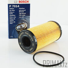 BOSCH Ölfilter Nissan Qashqai +2 I Opel Vivaro Movano Renault 2.0 2.5 dCi