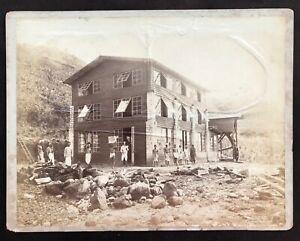 Ceylon Tea Factories & Estates c.1890's Original Photographs