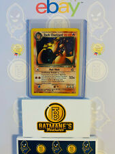 Charizard 4/82 Damaged Team Rocket 2000 Holofoil Rare Holo Pokemon Card