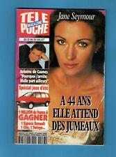 ►TELE POCHE 1536/1995 - JANE SEYMOUR - MIKE BRANT - CAPDEVIELLE - JULIE DU PAGE