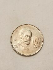 New listing 1975 Peso 20 Centavos Mexicanos Collectible Coin Foreign Money Currency