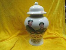 "Historic Old Cultural Revolution Porcelain ""Chairman Mao&Marshal "" Jar"