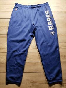 Nike NFL Los Angeles Rams On Field Football Mens Pants 4XL [AO4092 483] $80