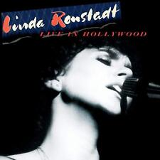 Linda Ronstadt - Live In Hollywood (NEW CD ALBUM)