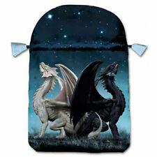 AzureGreen DBDRAC Draconis Tarot Bag by Lo Scarabeo 6 In. X 9 In.